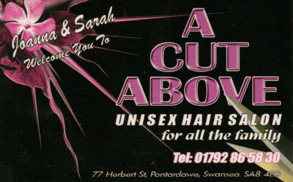 Swanbiz member for A cut above beauty salon